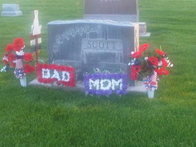 More Bob's Memorial